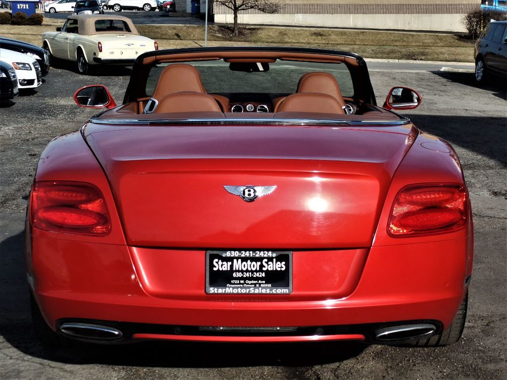 2013 Bentley Continental GT 2dr Convertible - 18759534 - 14