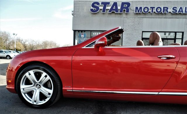 2013 Bentley Continental GT 2dr Convertible - Click to see full-size photo viewer
