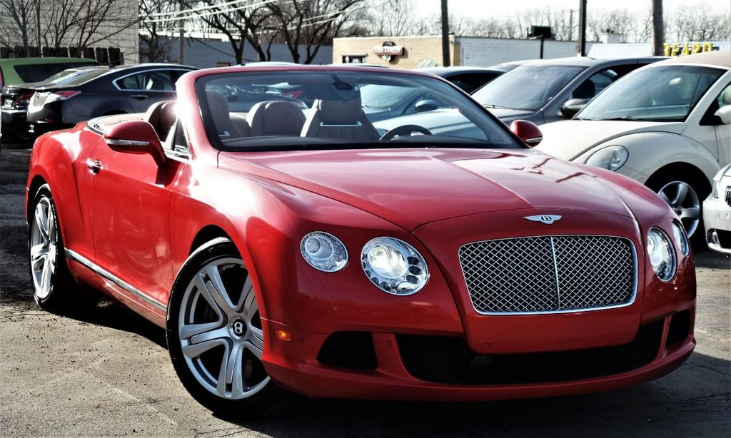 2013 Bentley Continental GT 2dr Convertible - 18759534 - 32