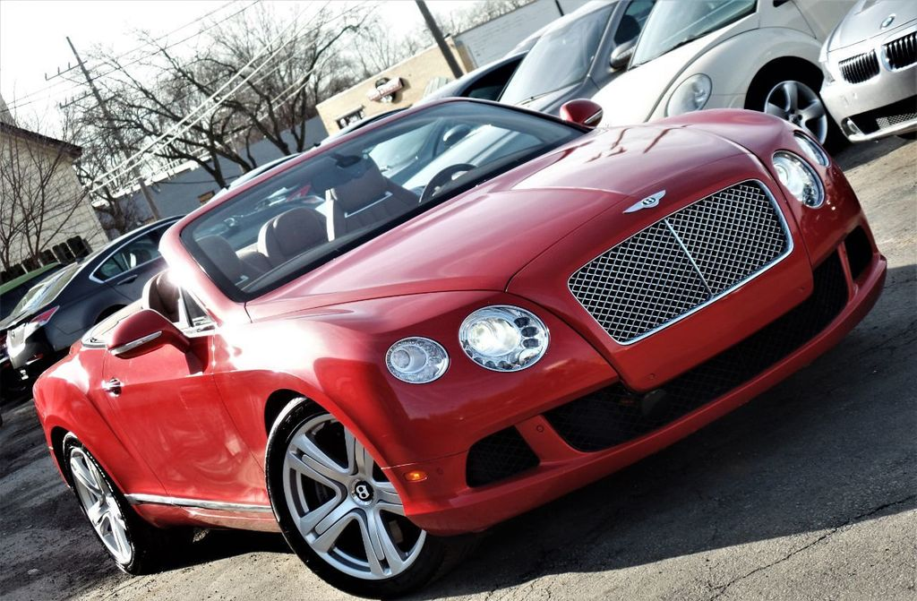 2013 Bentley Continental GT 2dr Convertible - 18759534 - 33