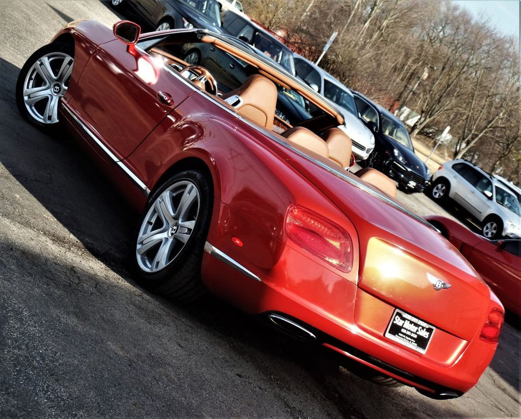 2013 Bentley Continental GT 2dr Convertible - 18759534 - 5
