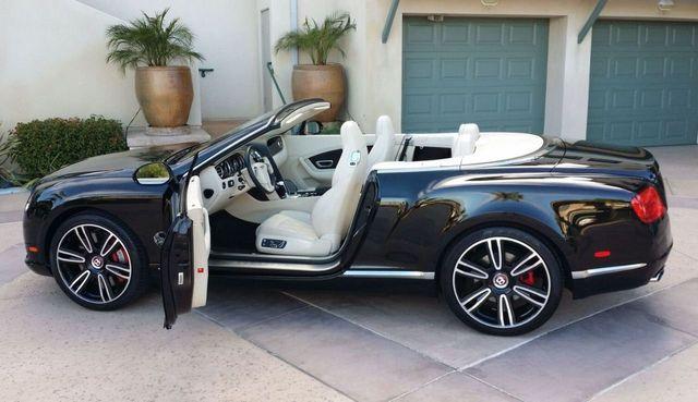 2013 Bentley Continental GT V8 2dr Convertible - 17492091 - 16
