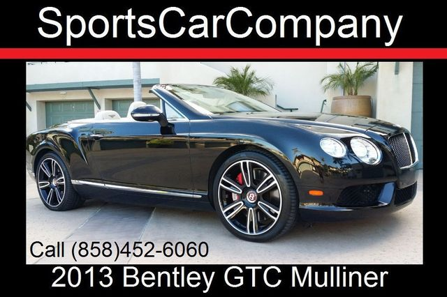 2013 Bentley Continental GT V8 2dr Convertible - 17492091 - 1