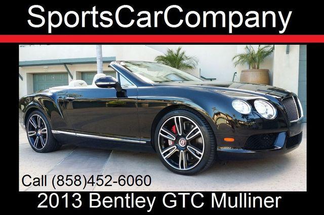 2013 Bentley Continental GT V8 2dr Convertible - 17492091 - 1