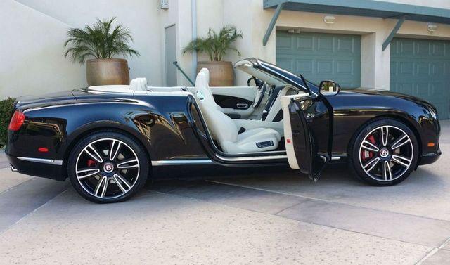 2013 Bentley Continental GT V8 2dr Convertible - 17492091 - 25