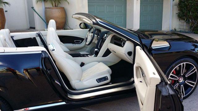 2013 Bentley Continental GT V8 2dr Convertible - 17492091 - 26