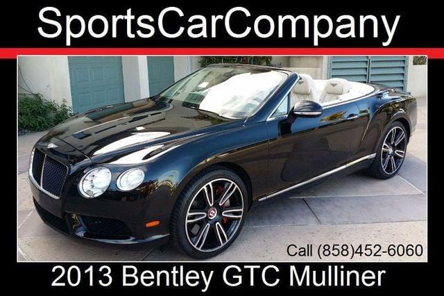 2013 Bentley Continental GT V8 2dr Convertible - 17492091 - 2