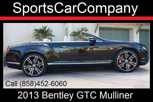 2013 Bentley Continental GT V8 2dr Convertible - 17492091 - 3