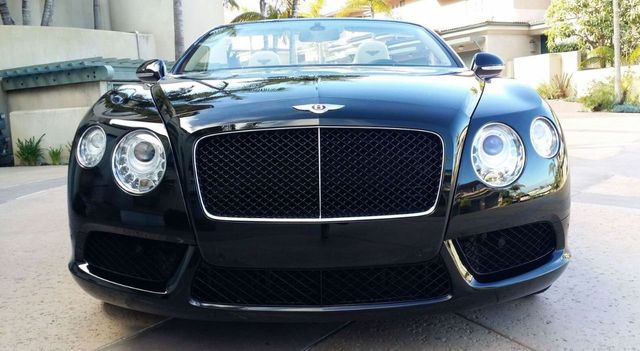 2013 Bentley Continental GT V8 2dr Convertible - 17492091 - 40