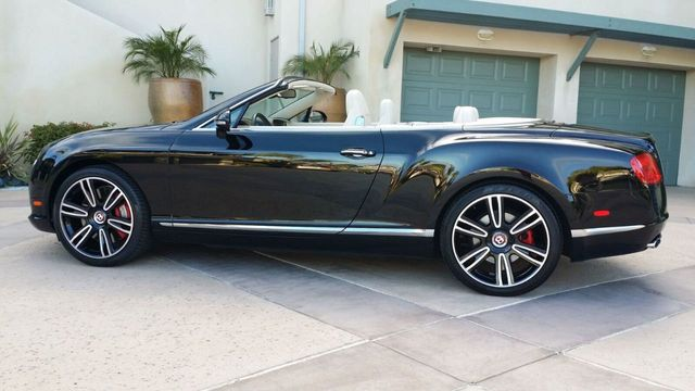 2013 Bentley Continental GT V8 2dr Convertible - 17492091 - 44