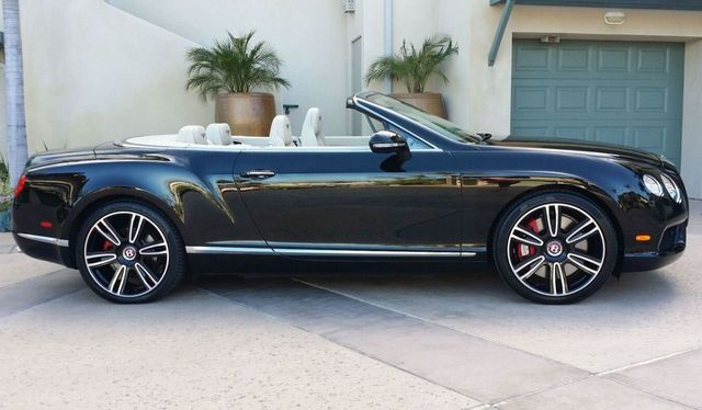 2013 Bentley Continental GT V8 2dr Convertible - 17492091 - 46