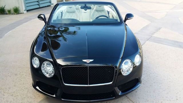2013 Bentley Continental GT V8 2dr Convertible - 17492091 - 47