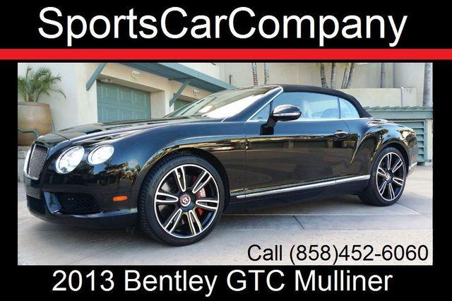 2013 Bentley Continental GT V8 2dr Convertible - 17492091 - 4