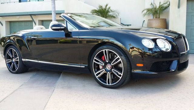 2013 Bentley Continental GT V8 2dr Convertible - 17492091 - 51