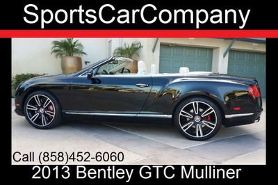 2013 Bentley Continental GT V8 2dr Convertible - Click to see full-size photo viewer