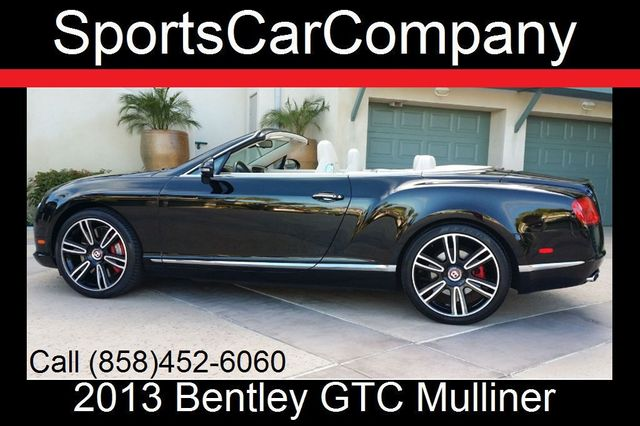 2013 Bentley Continental GT V8 2dr Convertible - 17492091 - 5