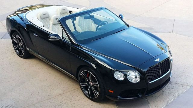 2013 Bentley Continental GT V8 2dr Convertible - 17492091 - 59