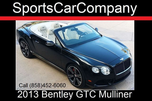 2013 Bentley Continental GT V8 2dr Convertible - 17492091 - 6