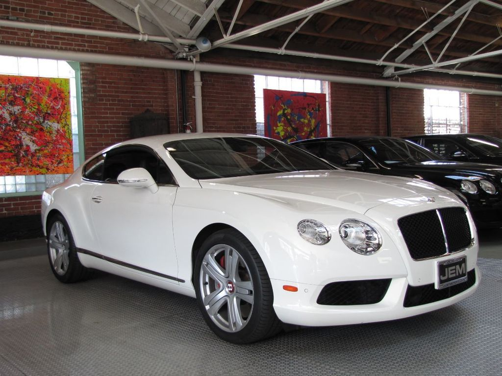 2013 Bentley Continental GT V8 2dr Coupe - 18501008 - 1