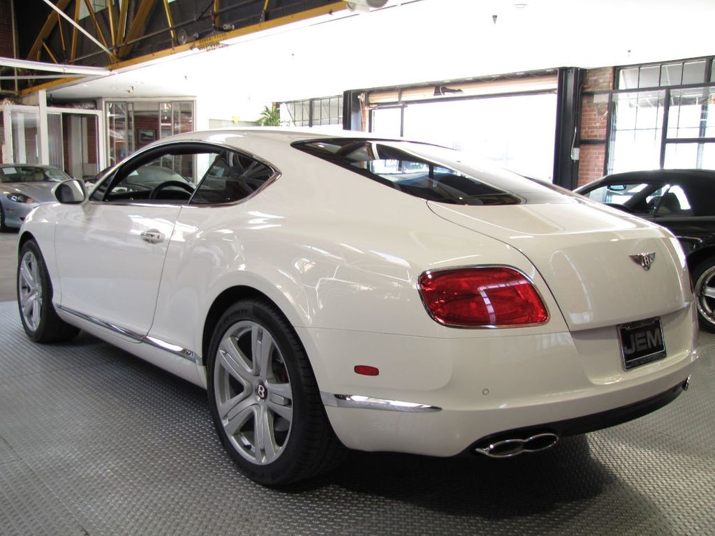 2013 Bentley Continental GT V8 2dr Coupe - 18501008 - 2