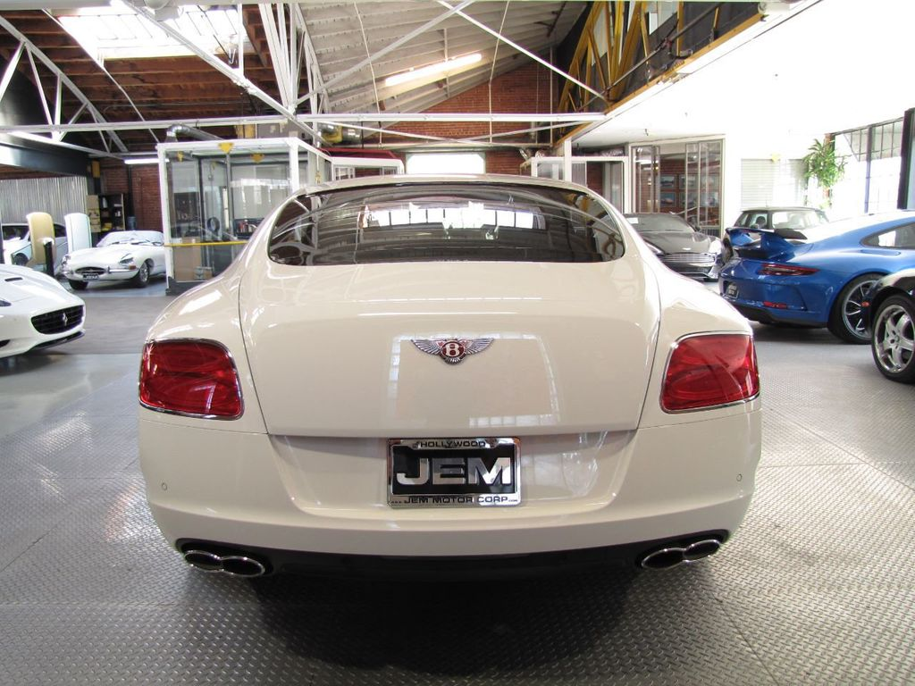 2013 Bentley Continental GT V8 2dr Coupe - 18501008 - 3