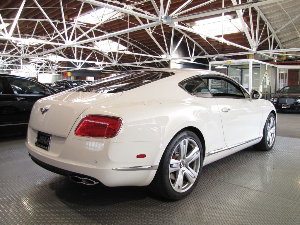 2013 Bentley Continental GT V8 2dr Coupe - 18501008 - 4