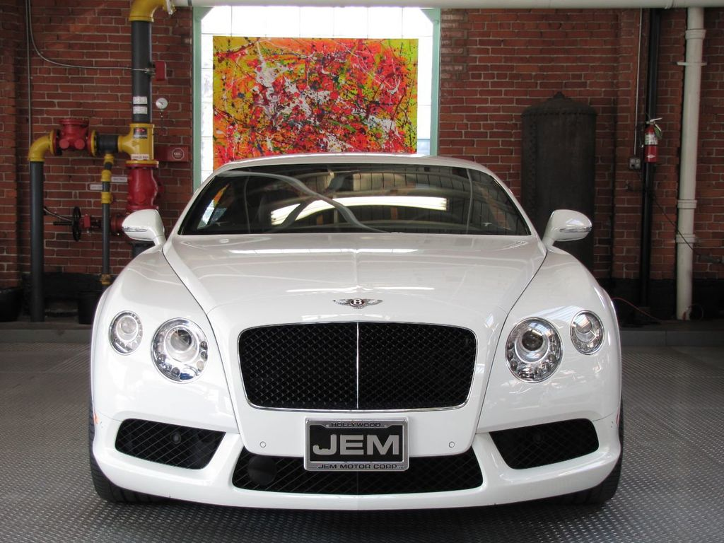 2013 Bentley Continental GT V8 2dr Coupe - 18501008 - 5