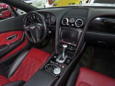2013 Bentley Continental GT V8 GTC V8 Convertible - Click to see full-size photo viewer