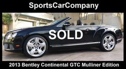 2013 Bentley Continental GTC - SCBGR3ZA1DC080028