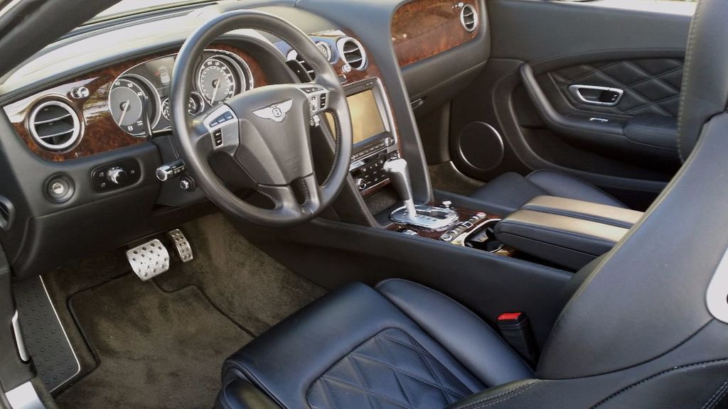 2013 Bentley Continental GTC 12 Cylinder Continental GT Mulliner Edition - 16005324 - 13