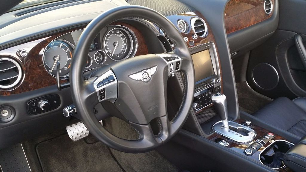2013 Bentley Continental GTC 12 Cylinder Continental GT Mulliner Edition - 16005324 - 14