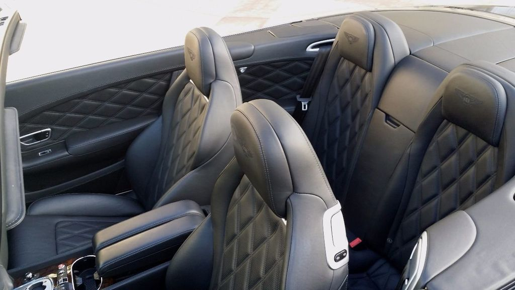 2013 Bentley Continental GTC 12 Cylinder Continental GT Mulliner Edition - 16005324 - 16