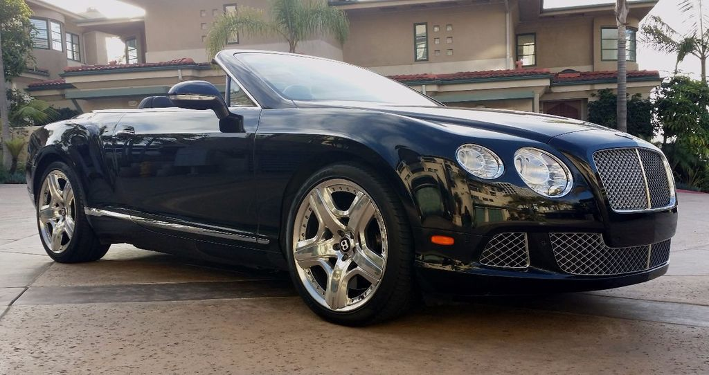 2013 Bentley Continental GTC 12 Cylinder Continental GT Mulliner Edition - 16005324 - 28