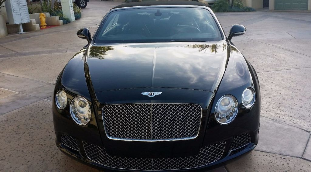 2013 Bentley Continental GTC 12 Cylinder Continental GT Mulliner Edition - 16005324 - 30