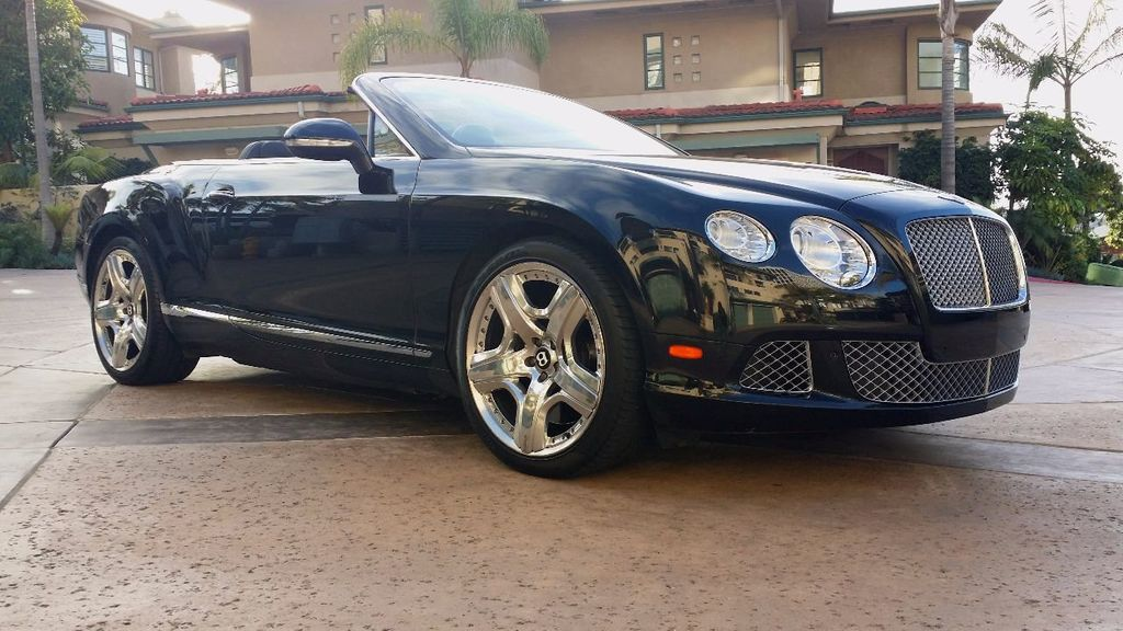 2013 Bentley Continental GTC 12 Cylinder Continental GT Mulliner Edition - 16005324 - 32