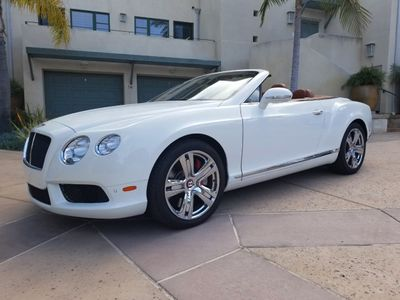 2013 Bentley Continental GTC CONTINENTAL GTC  Convertible
