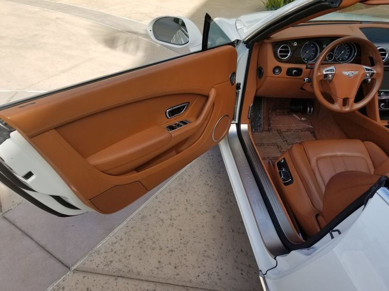 2013 Used Bentley Continental Gtc Continental Gtc At Sports Car