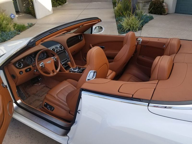 2013 Bentley Continental GTC CONTINENTAL GTC  - 17475488 - 15