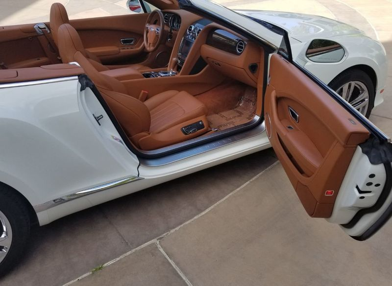 2013 Bentley Continental GTC CONTINENTAL GTC  - 17475488 - 16