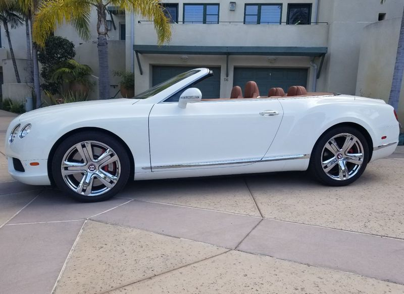 2013 Bentley Continental GTC CONTINENTAL GTC  - 17475488 - 22