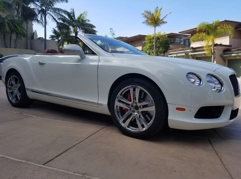 2013 Bentley Continental GTC CONTINENTAL GTC  - 17475488 - 23
