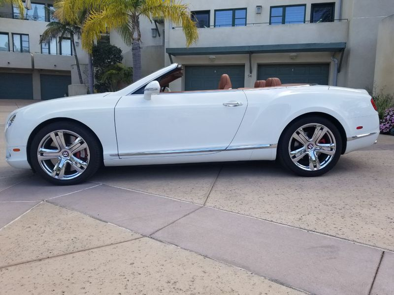 2013 Bentley Continental GTC CONTINENTAL GTC  - 17475488 - 2