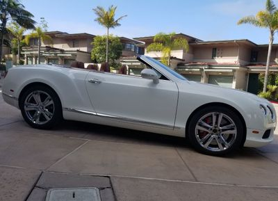 2013 Bentley Continental GTC CONTINENTAL GTC  - Click to see full-size photo viewer