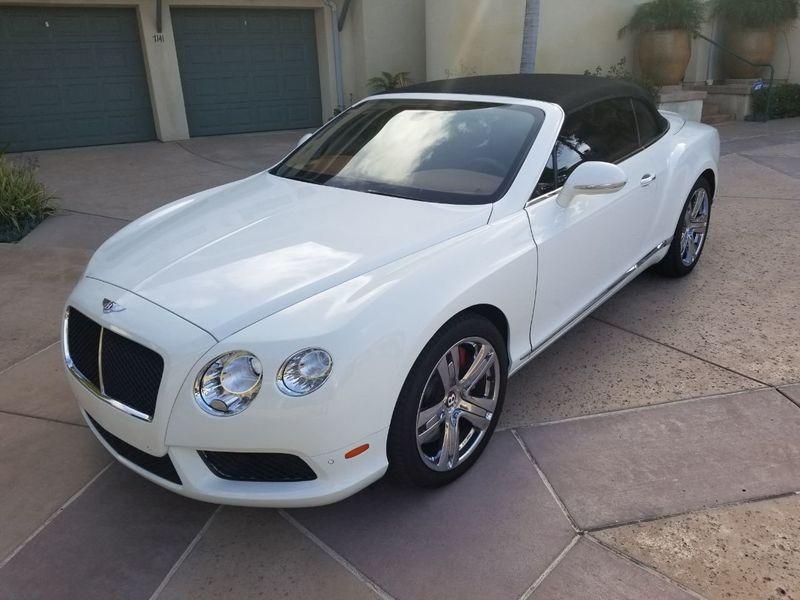 2013 Bentley Continental GTC CONTINENTAL GTC  - 17475488 - 5