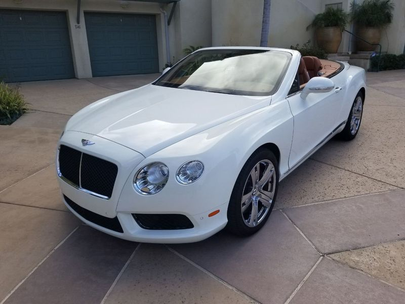 2013 Bentley Continental GTC CONTINENTAL GTC  - 17475488 - 6