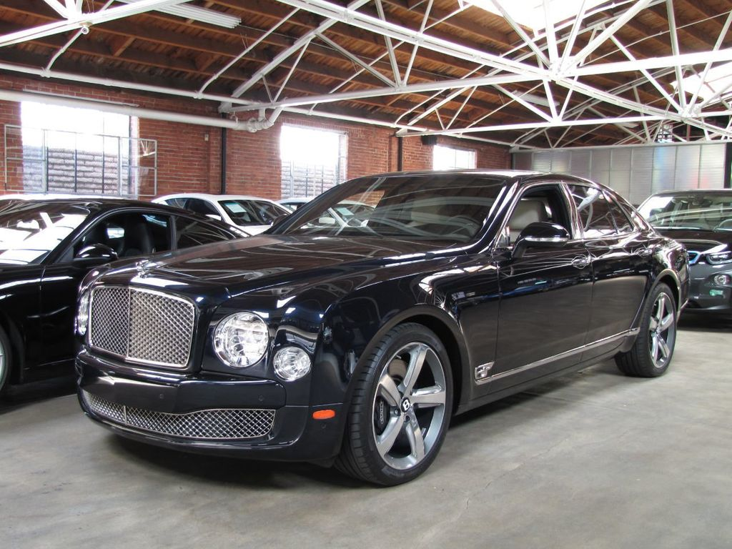 2013 Bentley Mulsanne 4dr Sedan - 18089574 - 0