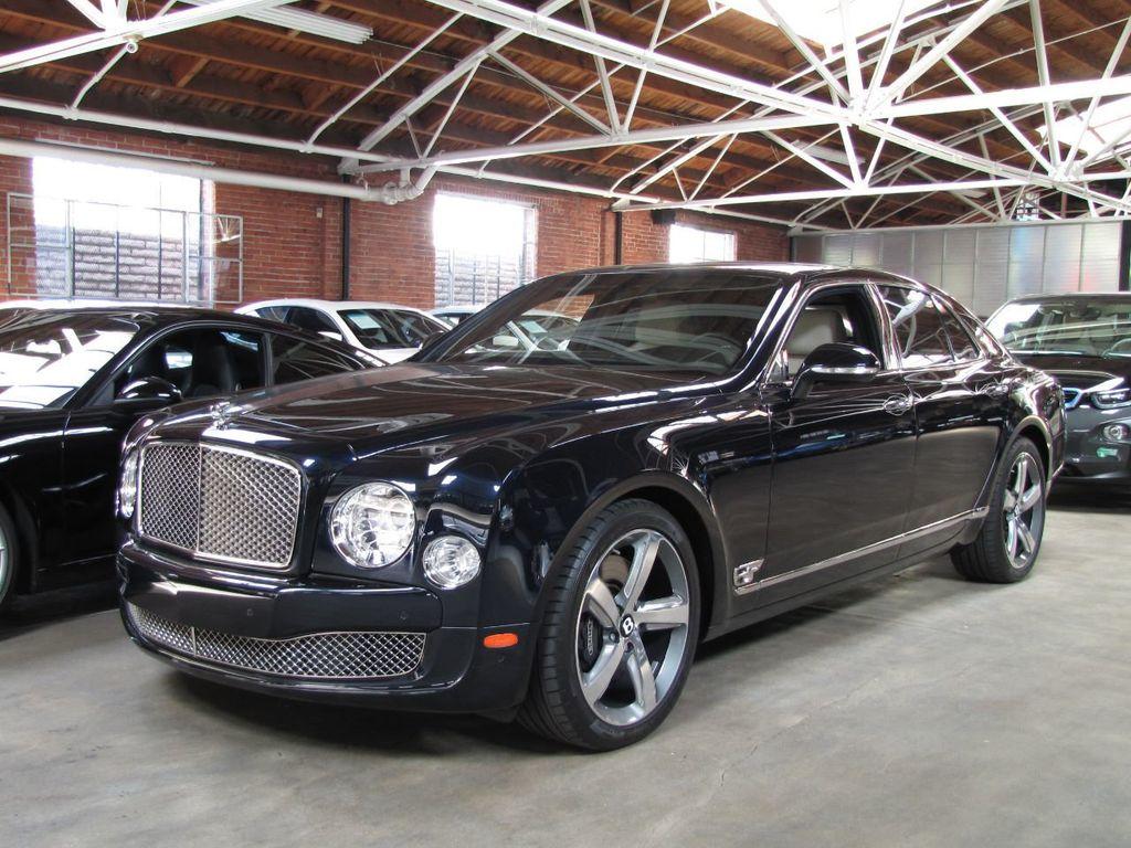 2013 Bentley Mulsanne 4dr Sedan - 18089574 - 0