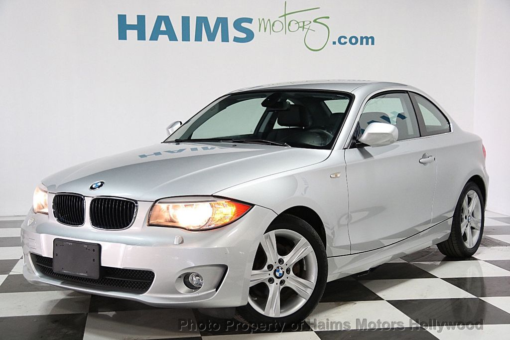 2013 Used BMW 1 Series 128i at Haims Motors Serving Fort