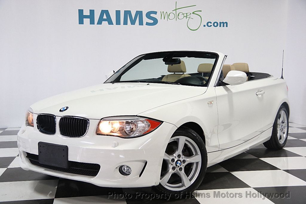 2013 Used BMW 1 Series 128i at Haims Motors Serving Fort Lauderdale ...