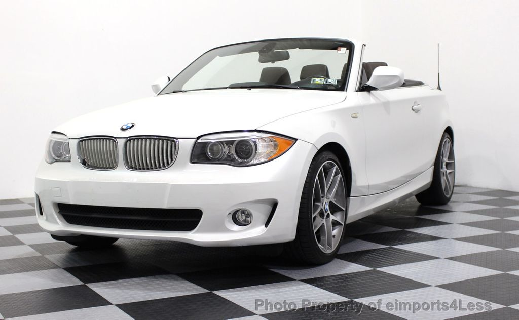 2013 BMW 1 Series CERTIFIED 128i CONVERTIBLE LIMITED EDITION / NAVIGATION - 15866720 - 11